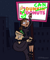 Duncan Dounuts - courtney fan art