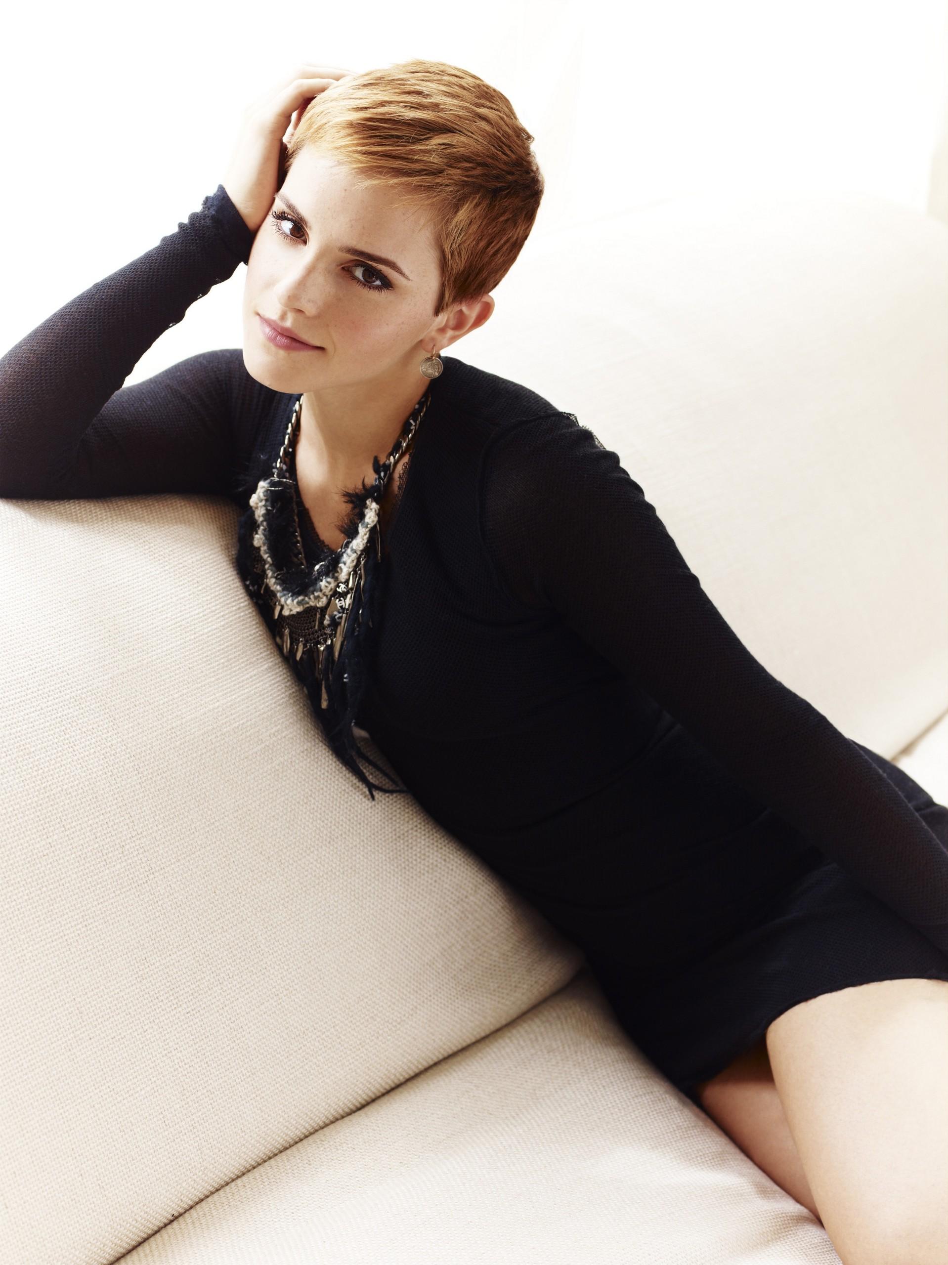 Emma Watson - Mariano Vivanco photoshoot HQ - harry-potter photo