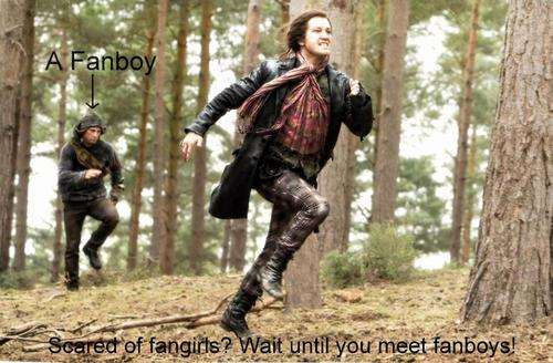 Fanboys are coming!
