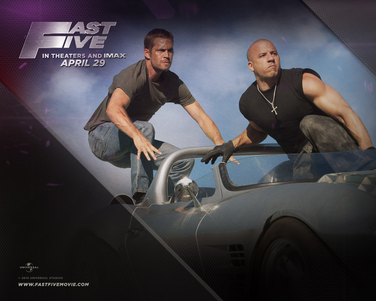 Fast and furious fast five 2011