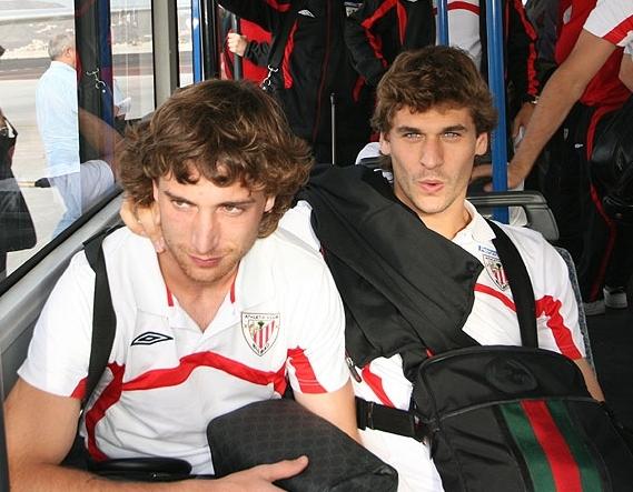 Fernando Amorebieta & Fernando Llorente