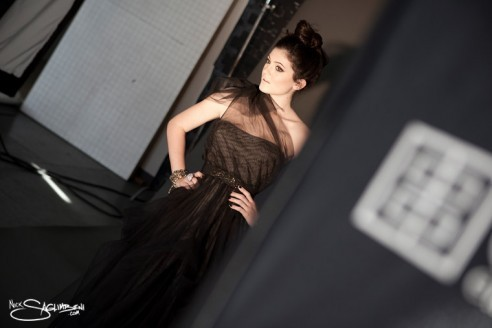 Kylie Jenner wallpaper possibly containing a dinner dress titled First Photo Shoot!