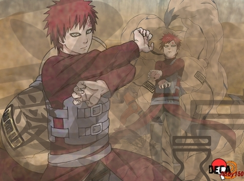 Gaara the Kazegake