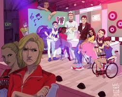 Glee fan art