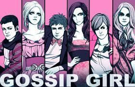 Gossip Girl wallpaper with anime called Gossip girl fanart