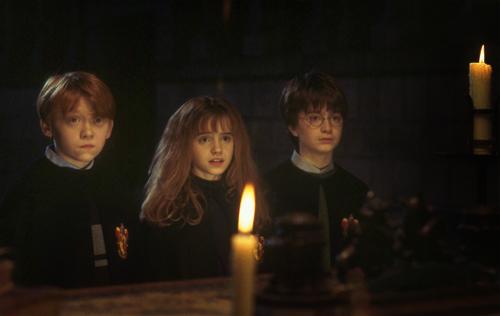Ron, Hermione & Harry :))