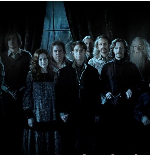 The original Order of the Phoenix :))