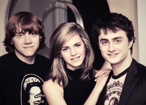 Rupert, Emma & Dan :))