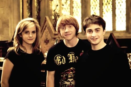 Emma, Rupert & Dan :))