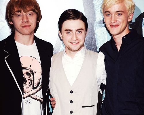 Rupert, Dan & Tom :))