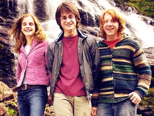 Emma, Dan & Rupert :))