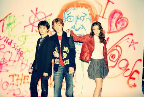 Dan, Rupert & Emma :))