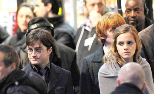 Harry Potter-Behind the Scenes