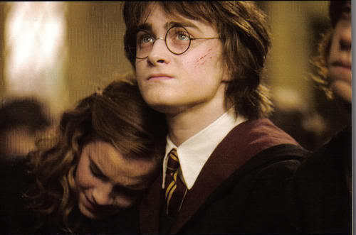 harry dan hermione