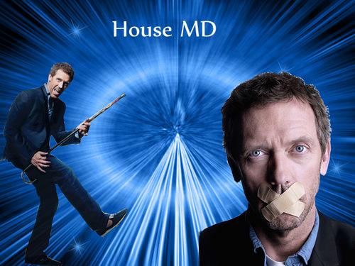House M.D wallpaper