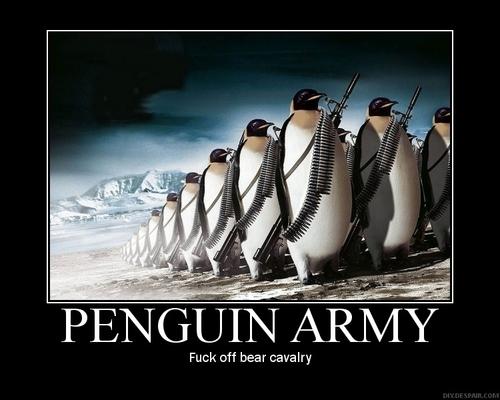 IPenguin Army
