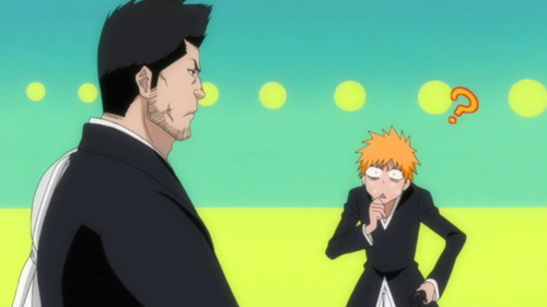 Isshin and Ichigo