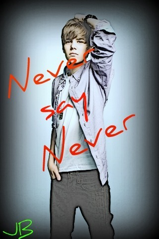 JB never say never