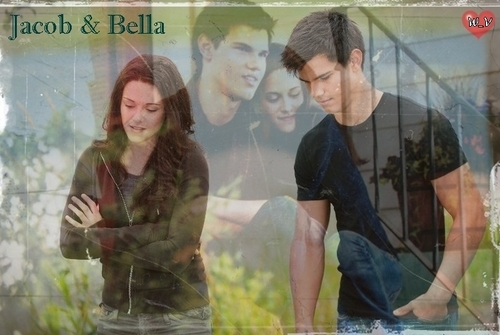 Jacob & Bella :)