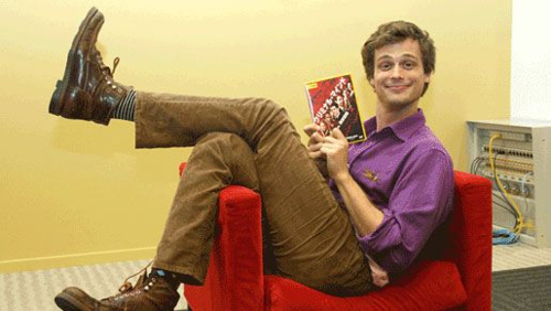Matthew Gray Gubler wallpaper possibly containing a living room called Japan