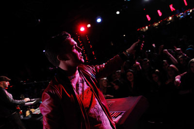 Jesse @ Z100'S JINGLE BALL Afterparty