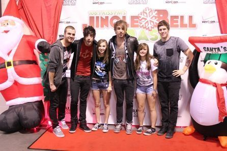 Jingle ঘণ্টা Bash[Meet All Time Low]