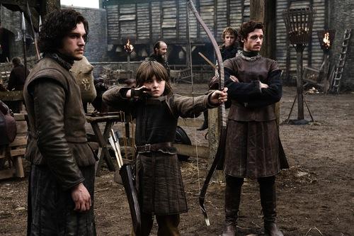 Jon, Bran & Robb