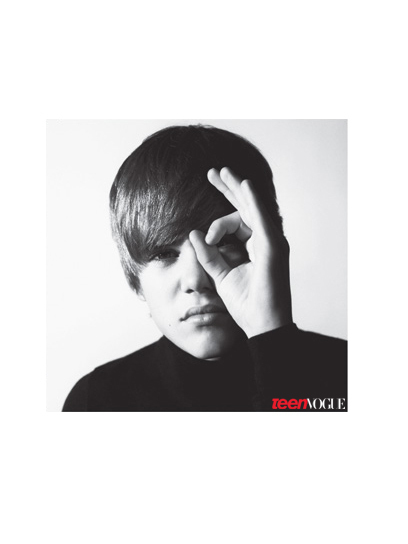 justin bieber black and white photos. Justin TeenVogue Black N#39;