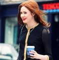 Karen Gillan - scotland photo