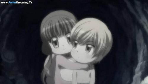 Kashino & Ichigo.. kawaii !! ^^