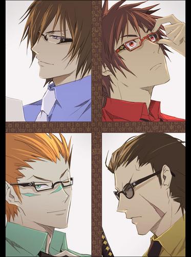 Katakura Kojuurou, Date, Sanada and Sasuke