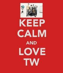 Keep Calm And Liebe The WANTED!!!