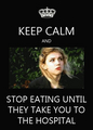 Keep Calm and... - cassie-ainsworth fan art