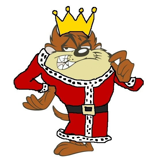 King Tasmanian Devil