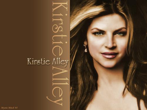 Kirstie Alley