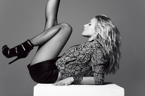 Kristen's Asos Magazine Photoshoot