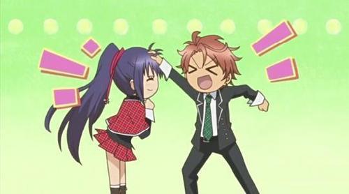 Kukai and Nadeshiko