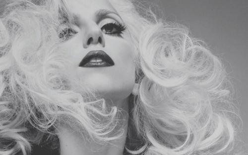 Lady Gaga achtergrond <3