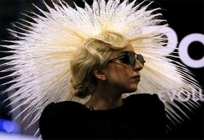 Lady gaga-styling