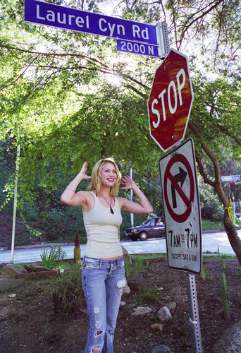 Laura Ramsey - Stumped Magazine Photoshoot - 2006