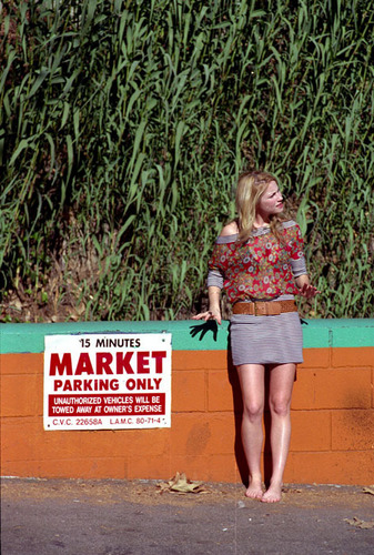 Laura Ramsey wallpaper called Laura Ramsey - Stumped Magazine Photoshoot - 2006