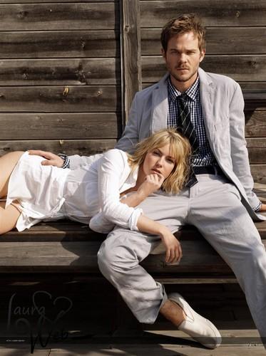 Laura & Shawn Ashmore