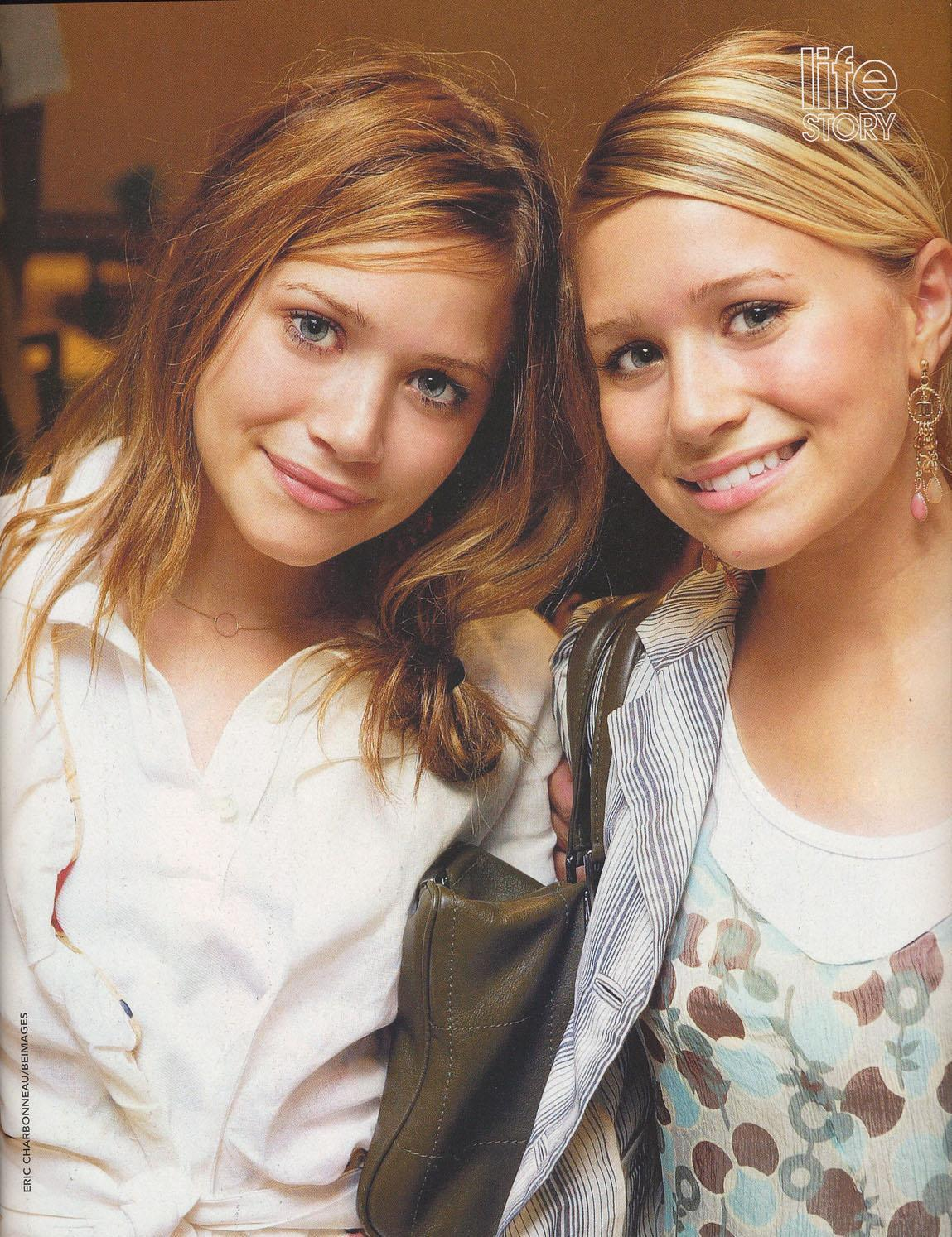 the story of mary kate and ashley Spencer pratt sold a photo of mary-kate online talk about being the worst friend ever so spencer pratt of the hills of fame went to the tabloids with a controversial.