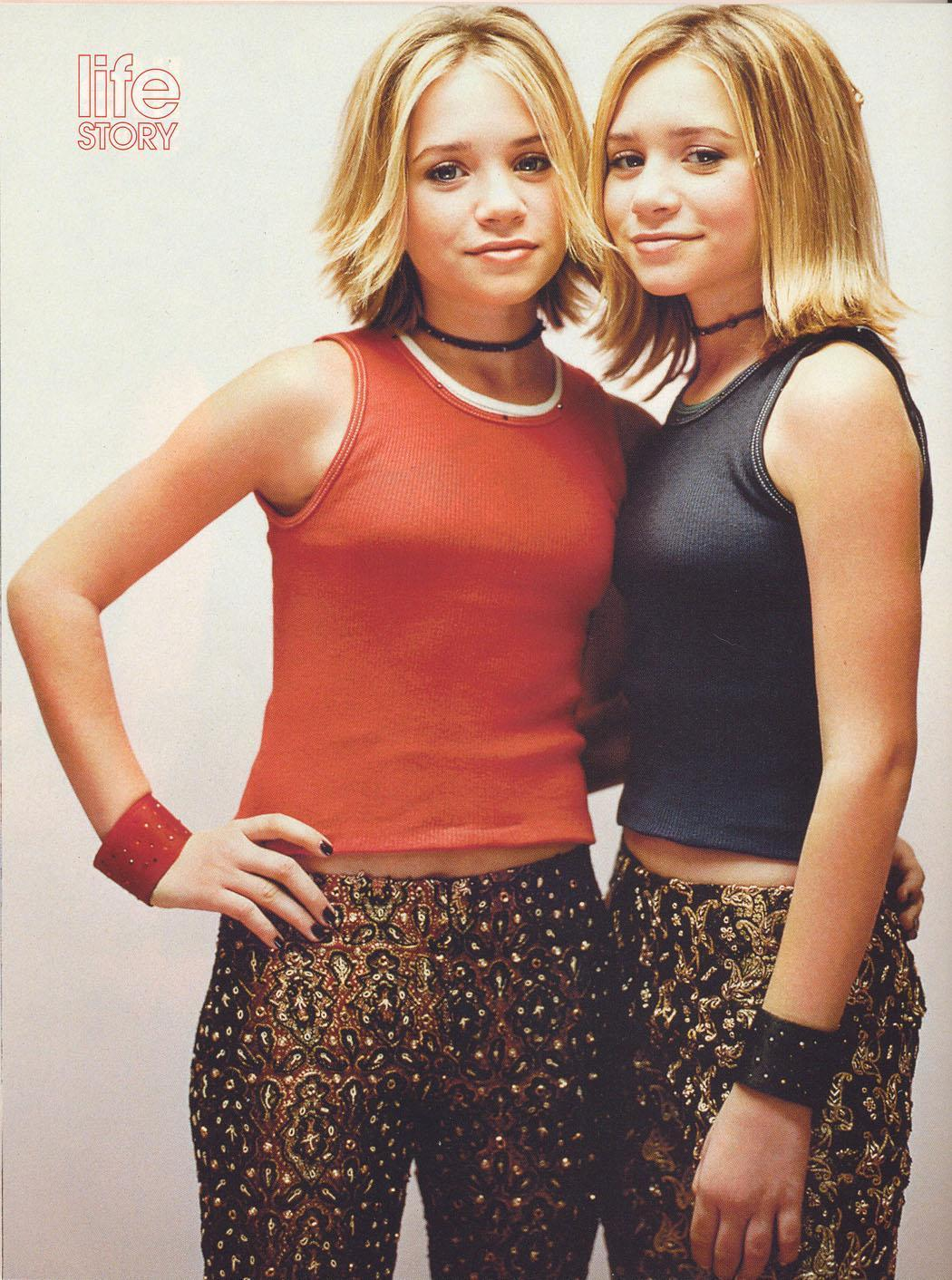 Mary-kate and ashley olsen nude iphone photos