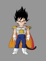 Little Prince Vegeta - prince-vegeta photo