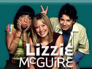 Lizzie McGuire fondo de pantalla with a portrait titled Lizzie company