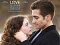 Love and Other Drugs Wall - anne-hathaway-and-jake-gyllenhaal wallpaper