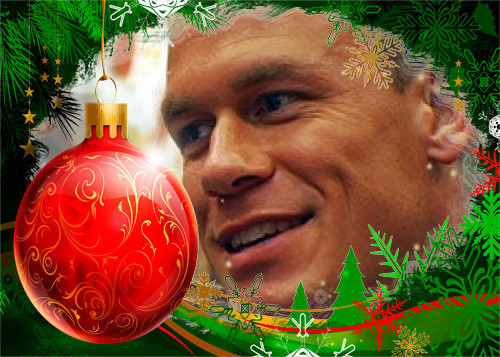 MERRY CHRISTMAS CENATION!!! - WWE Fan Art (17904874) - Fanpop