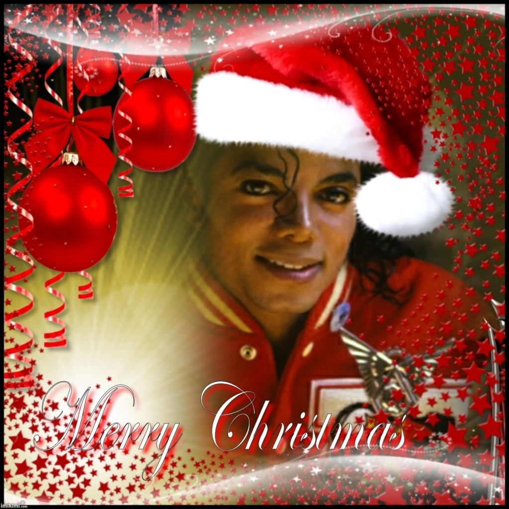 MJ *Christmas Love*