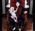 MJ and PMJ - michael-jackson photo